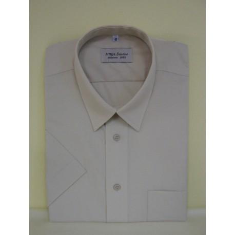 Košile Atlantis, krátký rukáv, bílá