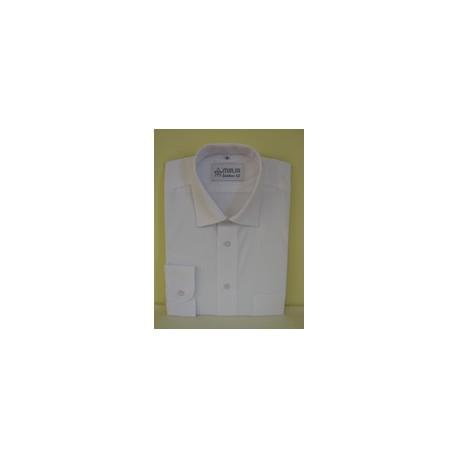 Košile bílá, dlouhý rukáv