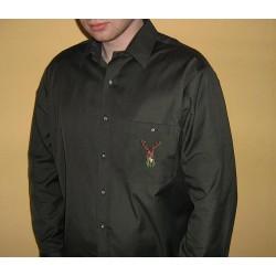 Myslivecká košile prodloužená