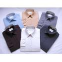 Dlouhý rukáv, prodloužená, košile společenská a vycházková